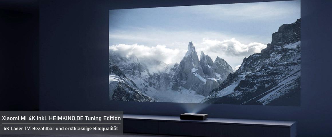 Xiaomi MI 4K Laser TV Empfehlung