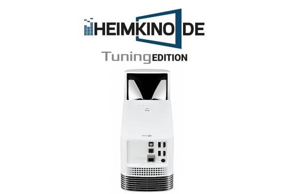 LG HF85LS Allegro 2.0 - Full HD Laser TV Beamer | HEIMKINO.DE Tuning Edition