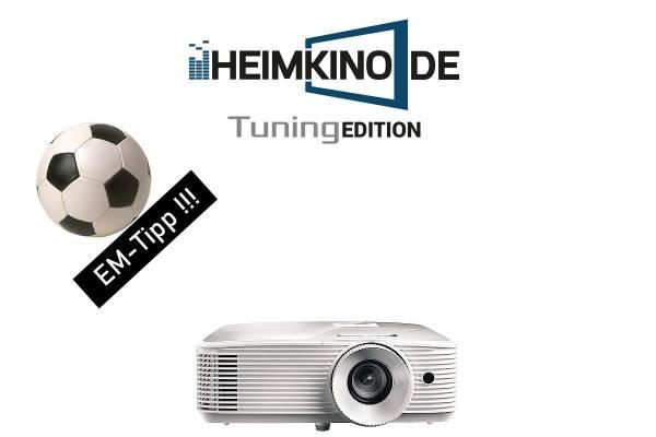 Optoma HD29HLV - Full HD HDR Beamer | HEIMKINO.DE Tuning Edition