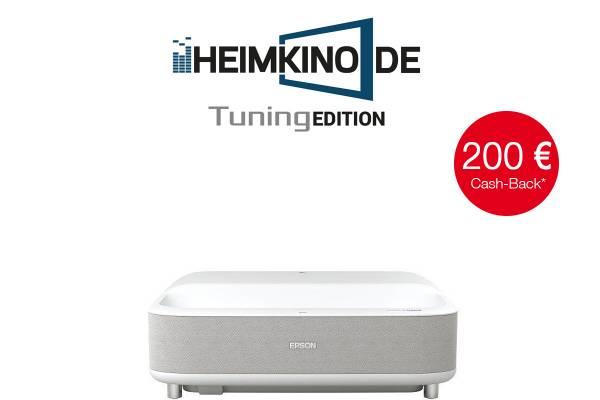 Epson EH-LS300W - Full HD HDR Laser TV Beamer   HEIMKINO.DE Tuning Edition