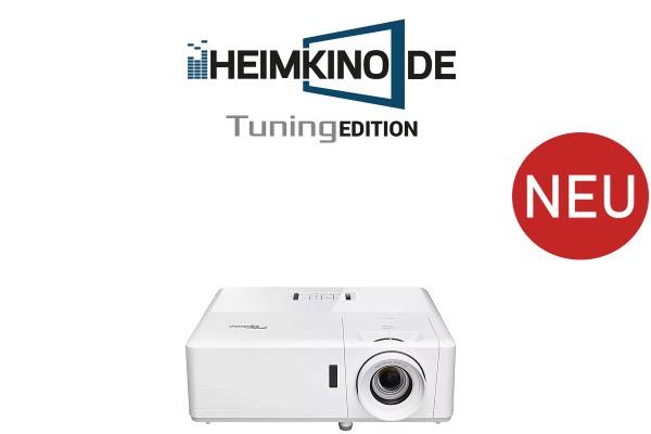 Optoma UHZ50 - 4K HDR Laser Beamer | HEIMKINO.DE Tuning Edition