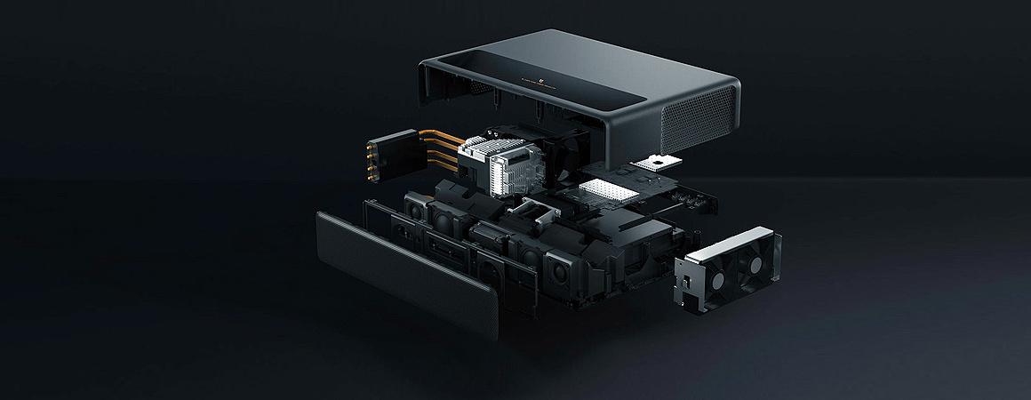 Xiaomi MI 4K Laser TV Kühlung