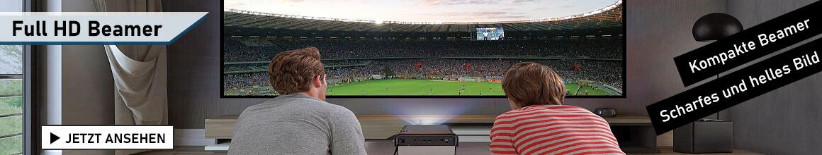 Full HD Beamer Testsieger bei HEIMKINO.DE kaufen