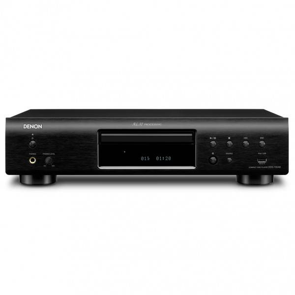 Denon Dcd-720ae schwarz CD-Player