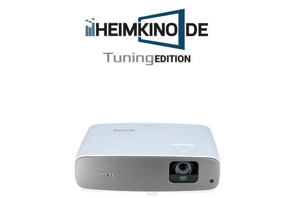 BenQ W2700 - 4K HDR Beamer | HEIMKINO.DE Tuning Edition