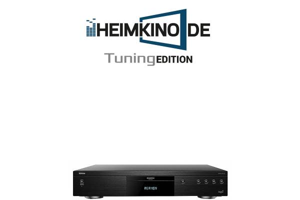 Reavon UBR-X100 - 4K Blu-Ray Player | HEIMKINO.DE Tuning Edition