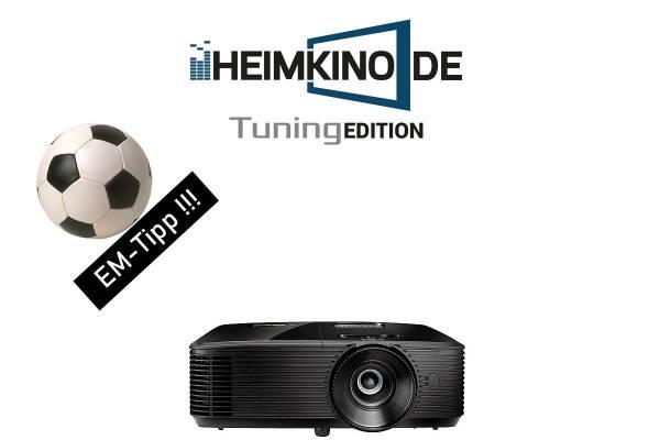 Optoma HD146X - Full HD 3D Beamer | HEIMKINO.DE Tuning Edition