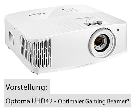 UHD42_Optoma_Beamer