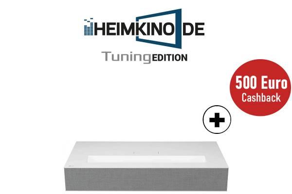 LG Vivo HU85LS - 4K HDR Laser TV Beamer   HEIMKINO.DE Tuning Edition