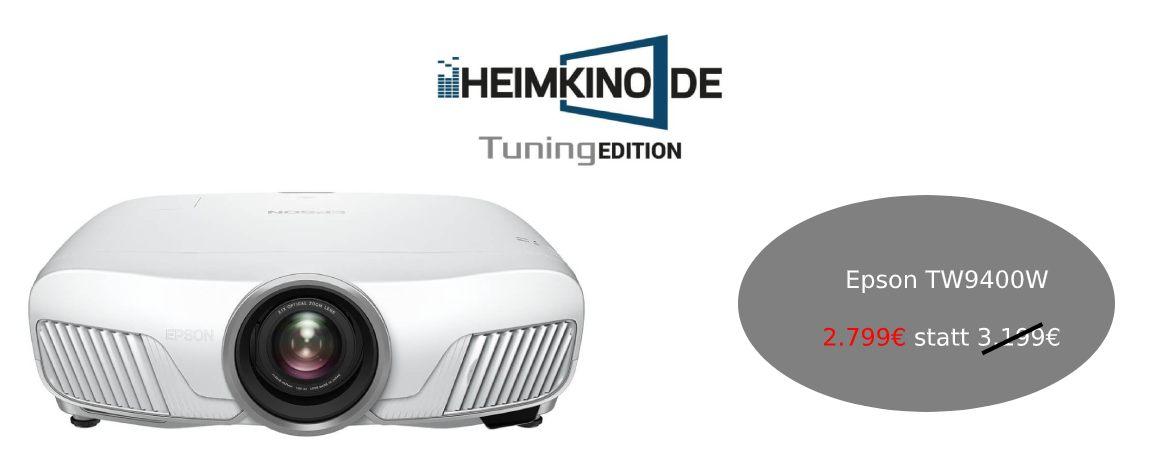 Epson TW9400W in der HEIMKINO.DE Tuning Edition