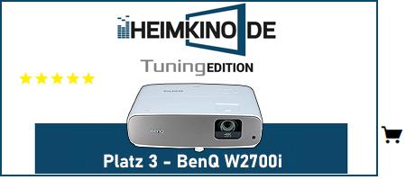 BenQ W2700 mit optimalen Bildeinstellungen kaufen