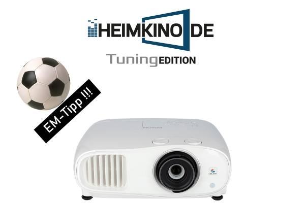 Epson EH-TW7000 - 4K HDR Beamer | HEIMKINO.DE Tuning Edition