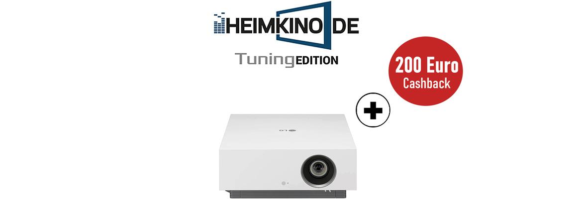 -> Hier geht's zum LG Forza in der HEIMKINO.DE Tuning Edition
