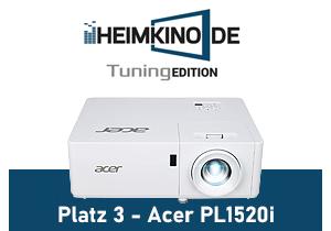Acer PL1520i Laser Full HD Beamer Gewinner