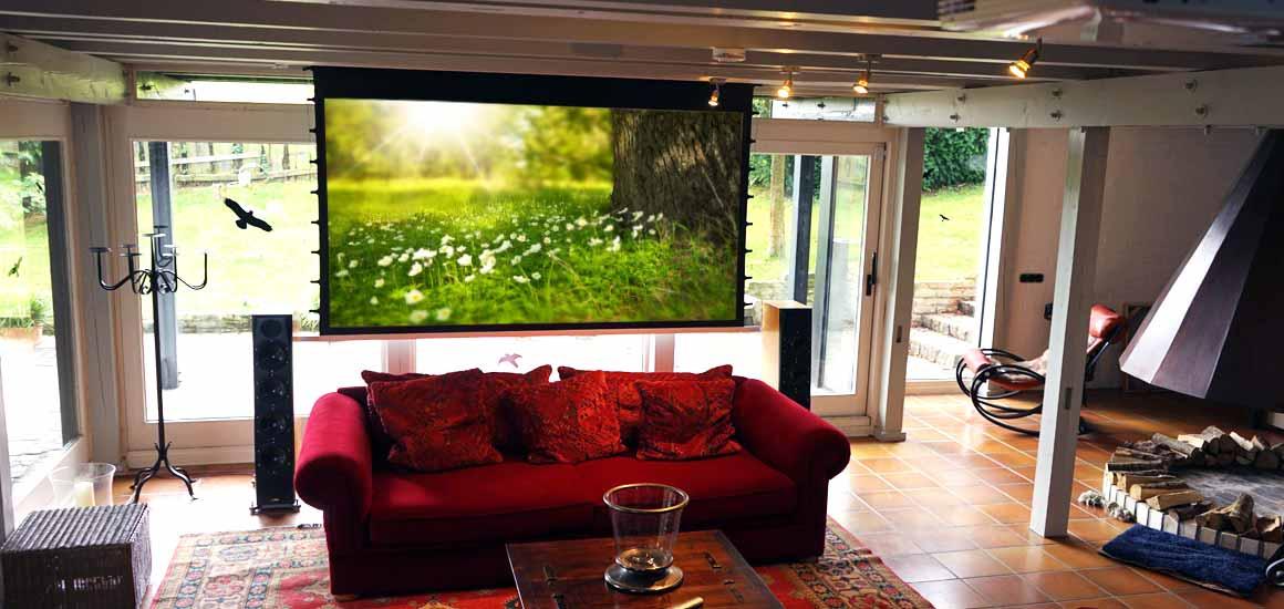 Wood House Kino Installation