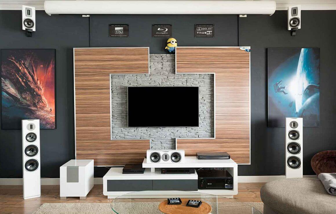 4K Fernseher Lösung