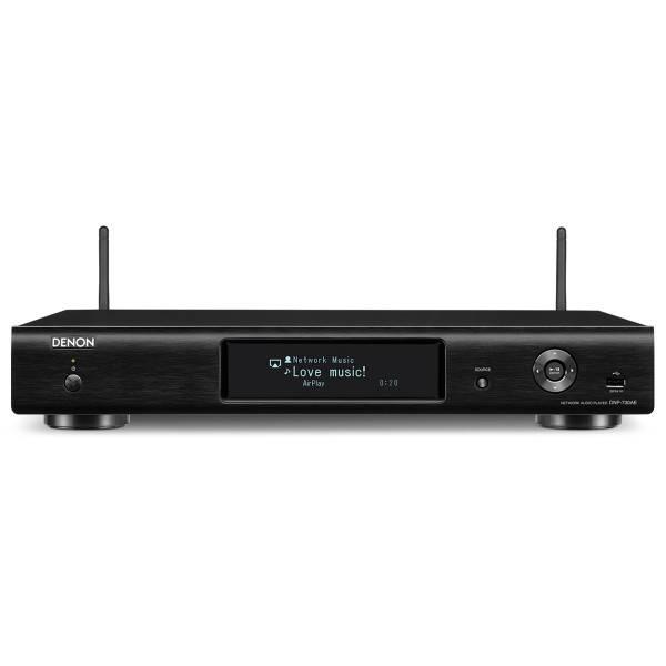 Denon DNP-730AE Netzwerk-Audioplayer schwarz