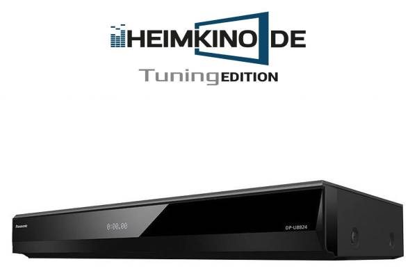 Panasonic Ultra HD Blu-ray-Player DP-UB824