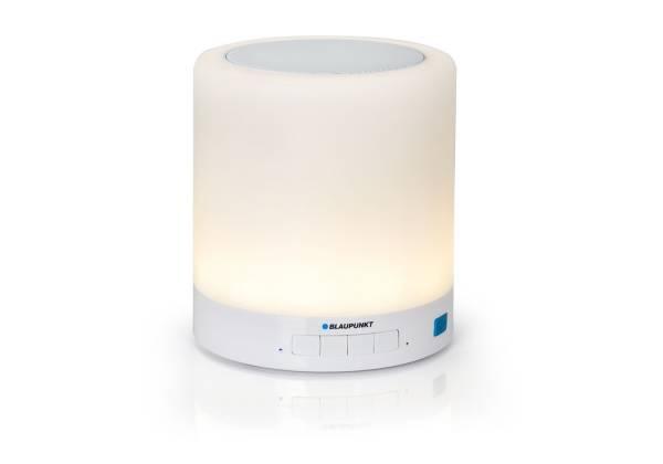 Blaupunkt Bluetooth-Lautsprecher mit LED Ambiente-Licht BTL 100