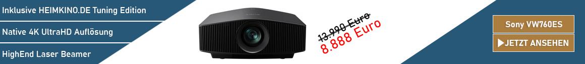 Sony VW760ES Sales Aktion