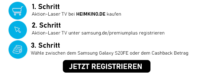 Samsung Premium Plus Aktion
