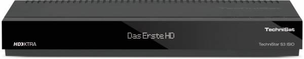 Technisat TechniStar S3 ISIO, schwarz