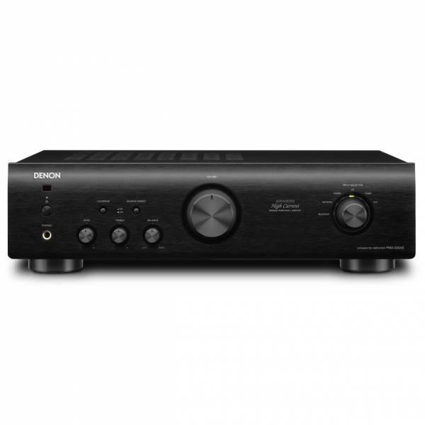 Denon PMA-520AE Stereo-Vollverstärker, schwarz