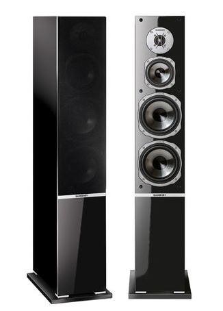 quadral ARGENTUM 590 - schwarz, Stück
