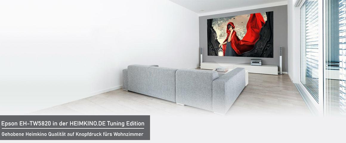 Epson TW5820 LCD Beamer