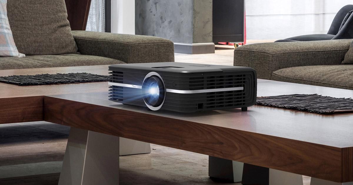 optoma uhd51 4k hdr 3d beamer im test. Black Bedroom Furniture Sets. Home Design Ideas