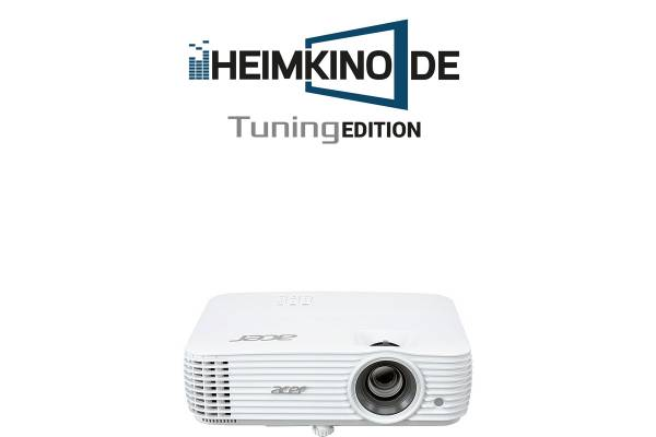 Acer H6815BD - 4K HDR Beamer | HEIMKINO.DE Tuning Edition