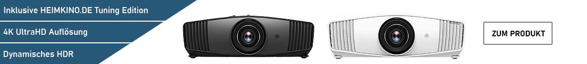 BenQ W5700 ideale Beamer Bildeinstellungen kaufen