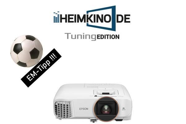 Epson EH-TW5820 - Full HD 3D Beamer | HEIMKINO.DE Tuning Edition