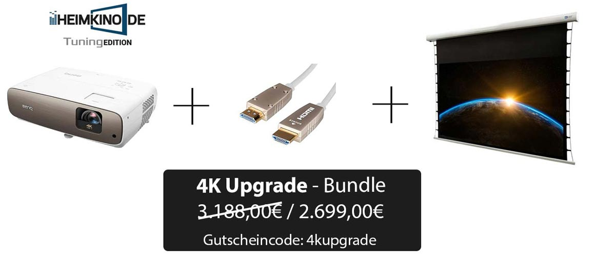 4K Upgrade Beamer Bundle