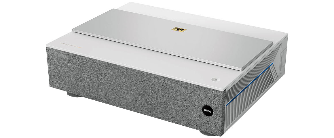 BenQ V7000i Laser TV Aufbau