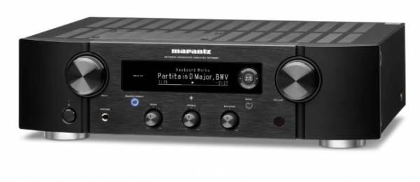 Marantz PM7000N Stereo-Vollverstärker mit HEOS Built-in, schwarz