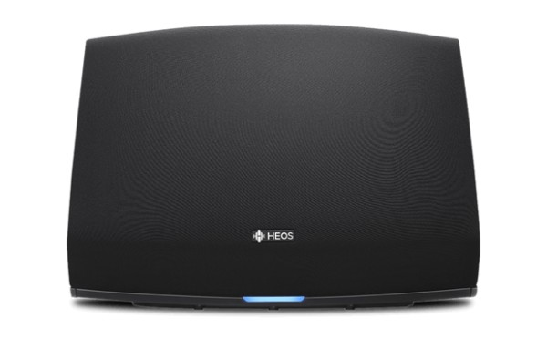 Denon HEOS 5 Wireless Lautsprecher, Schwarz