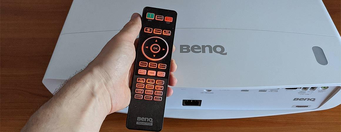 BenQ W5700S Fernbedienung