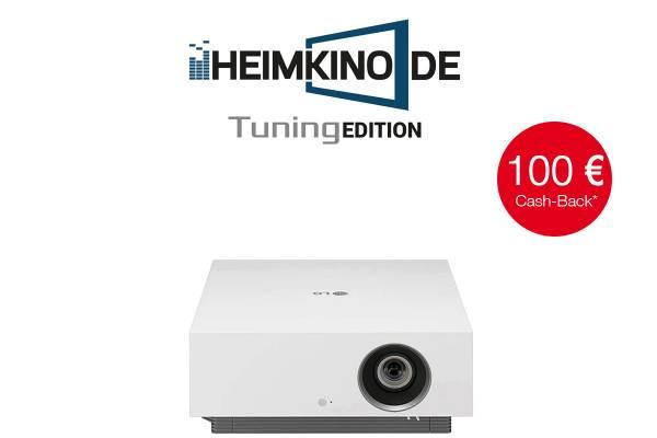 LG CineBeam Forte HU810PW - 4K HDR Laser Beamer   HEIMKINO.DE Tuning Edition