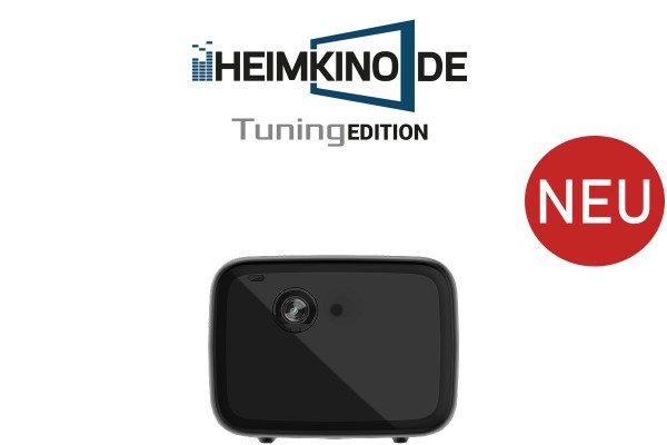 Philips PicoPix Max TV - Full HD HDR LED Beamer   HEIMKINO.DE Tuning Edition