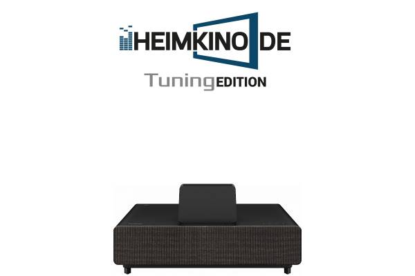 Epson EH-LS500B Android TV - 4K HDR Laser TV Beamer | HEIMKINO.DE Tuning Edition