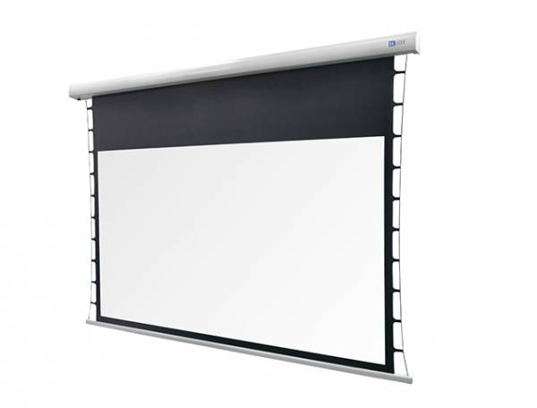 "DELUXX Cinema Motorleinwand Tension 221 x 124cm, 100"" - SOUNDVISION"