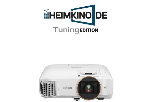 Epson EH-TW5820 - Full HD 3D Beamer | HEIMKINO.DE Tuning Edition