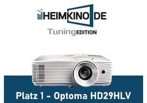 Optoma HD29HLV Beamer Testsieger