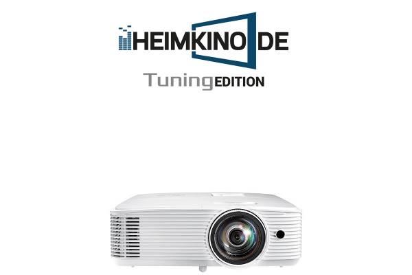 Optoma EH412ST - Full HD HDR Beamer | HEIMKINO.DE Tuning Edition