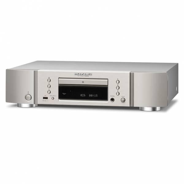 Marantz CD6006 CD-Player, silbergold
