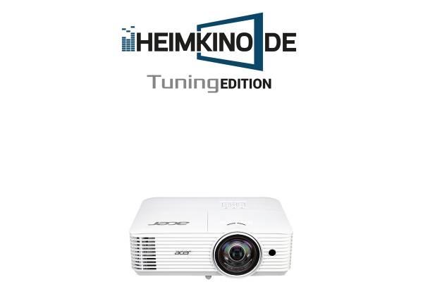 Acer H6518STi - Full HD 3D Beamer | HEIMKINO.DE Tuning Edition