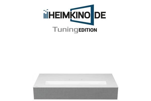 LG Vivo HU85LS - 4K HDR Laser TV Beamer | HEIMKINO.DE Tuning Edition