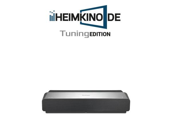 ViewSonic X1000-4K - 4K HDR Laser TV Beamer | HEIMKINO.DE Tuning Edition