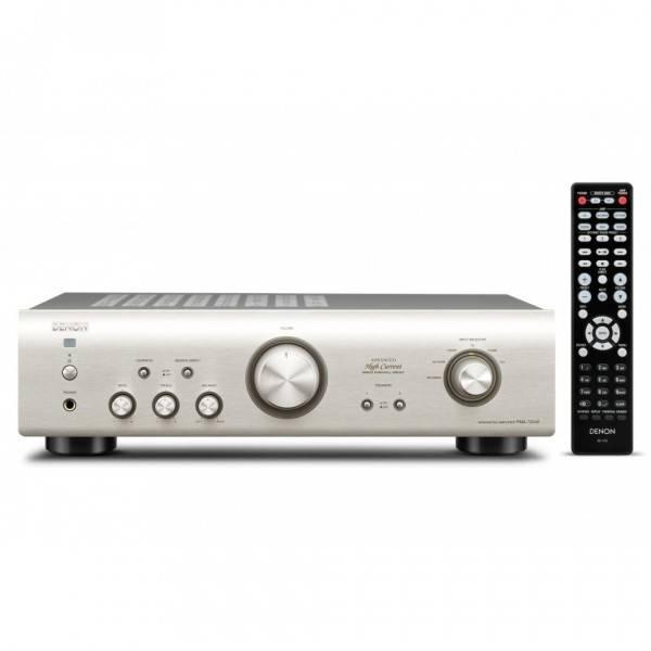 Denon PMA-720AE Stereo-Vollverstärker, silber